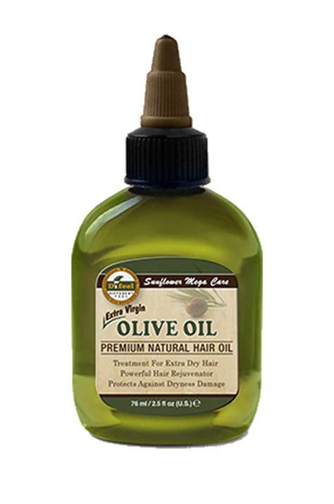 olive oil for fine hair difeel premium natural hair oil olive oil 2 5oz