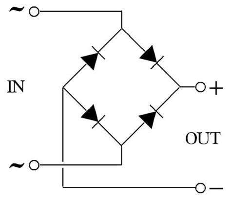 dioda bridge yang bagus elektronic rangkaian sumber daya adaptor