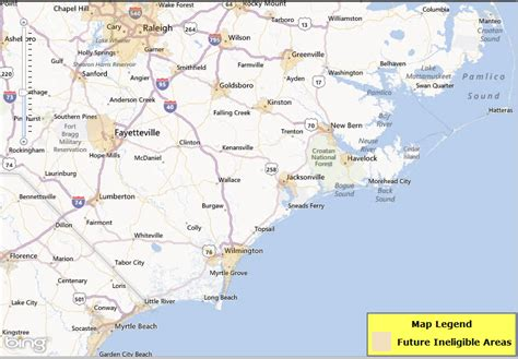 usda map usda home loan eligibility map changes in nc jan 2014 nc fha expert