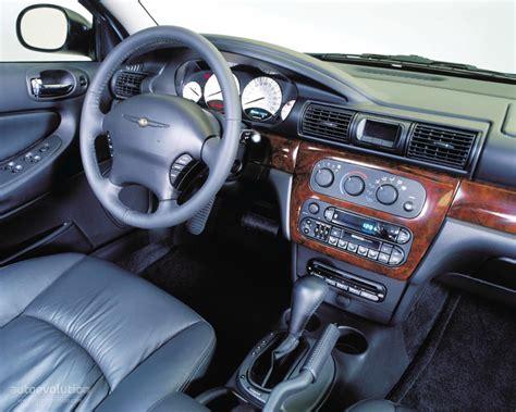 old car manuals online 2003 chrysler sebring on board diagnostic system chrysler sebring sedan specs 2001 2002 2003 autoevolution