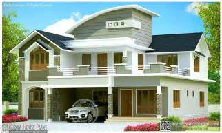 Contemporary House Designs And Floor Plans contemporary house design kerala kerala house plans designs floor