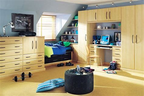 bedrooms for teenage guys teen bedroom for boys decoist