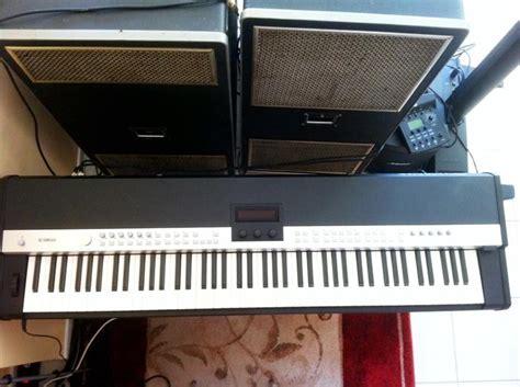 Keyboard Yamaha Cp5 yamaha cp5 image 281633 audiofanzine