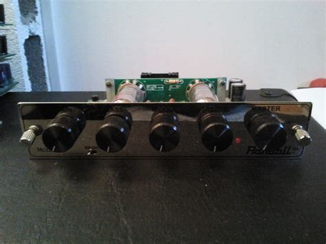 li randall transistor module modern randall module modern audiofanzine