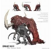 Dominance War  Sketch 3 By NJoo On DeviantArt