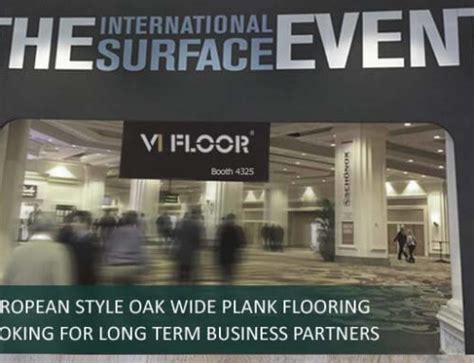 international surface event  vifloorcom