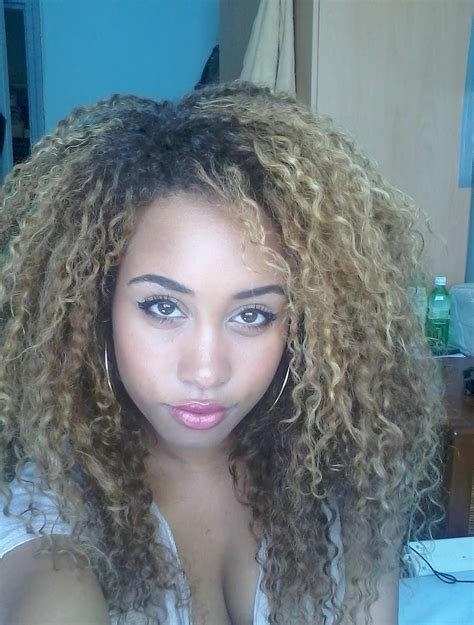 blonde mixed colours 1000 images about biracial amp mixed hair on pinterest