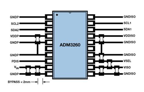 i2c layout guidelines designing robust isolated i2c pmbus data interfaces