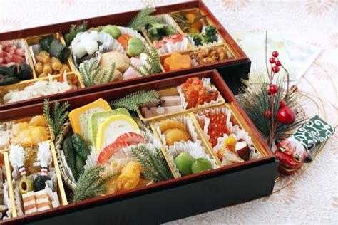 new year foods and significance osechi ryori the meanings japanese new year