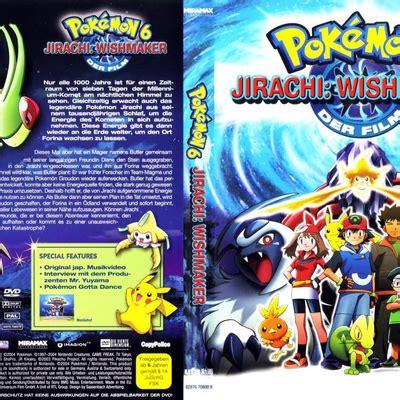 pokemon  jirachi wishmaker der film pocketmonstersnet