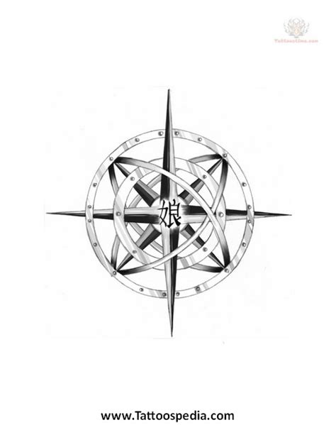 what does a compass tattoo mean what does a compass symbolize 5