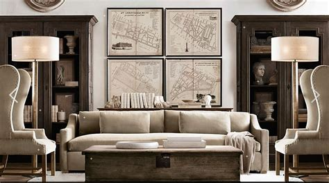Home Design Italian Style New Restoration Hardware Store Opens In The Weho Design