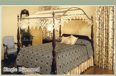 Handmade Canopy Bed - handmade canopy bed interior design ideas