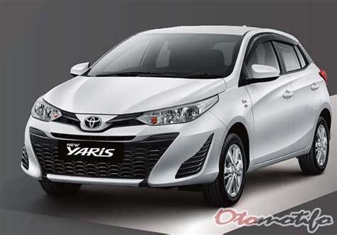 Kas Rem Mobil Toyota Yaris Harga Toyota Yaris 2018 Tipe Manual Matic Trd Sportivo