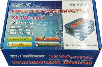 Inverter Panel Surya inverter panel surya sine wave 300w panel surya