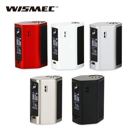 Original 100 Battery 100 original wismec reuleaux rxmini mod battery 80w 2100mah single mod vaporizer fit for reux