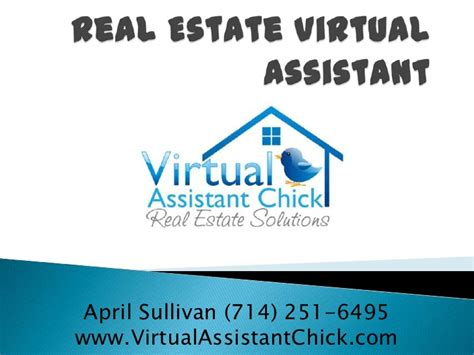 what is a real estate assistant