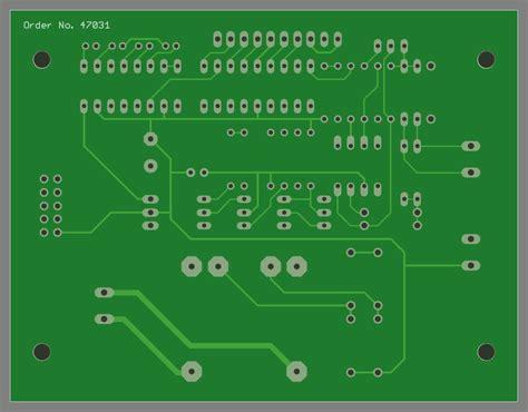 Bor Pcb printed circuit board