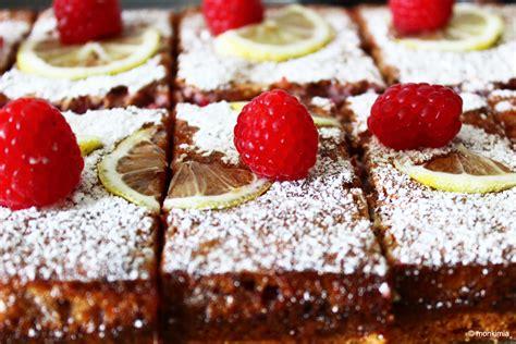 zitronen himbeer kuchen himbeer zitronen kuchen grafikdesign fotografie food