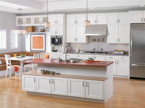 shenandoah cabinets solana white traditional kitchen other by