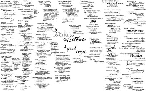 the background lyrics lyric quotes wallpaper quotesgram