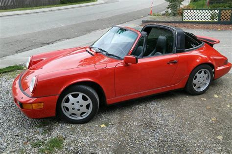 porsche 964 targa porsche 911 964 carrera 4 targa 1990 for show by marc
