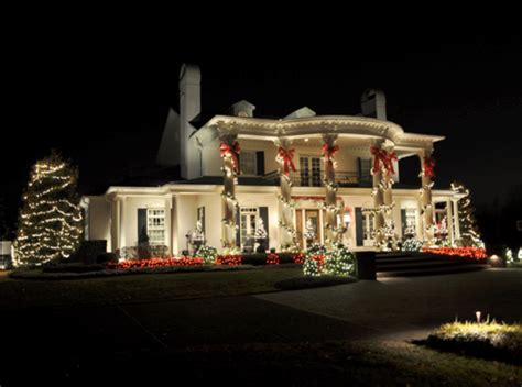 wonderful christmas house lights pictures