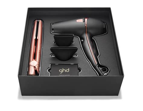 Hair Dryer And Straightener Set ghd straighteners and hair dryer gift set penkulandbanks co uk