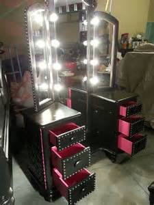 Vanity Table With Led Lights Bedroom Gorgeous Bedroom Vanity With Lights Ideas Nu