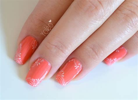Ongle Couleur Corail by Ongles Couleur Corail
