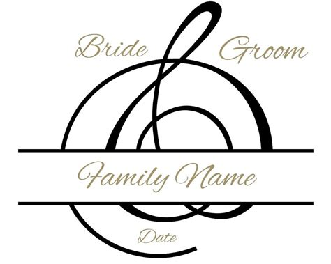 Wedding Card Name Generator by Free Custom Wedding Monogram