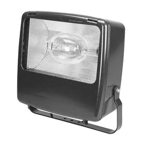 Metal Halide Flood Lights Outdoor Lithonia Lighting 1 Light Horizontal Metal Halide Distribution Twist Lock Outdoor Bronze