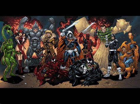 Amazing Flash Mob Christmas #3: Marvel-Villains-marvel-comics-251241_1024_768.jpg