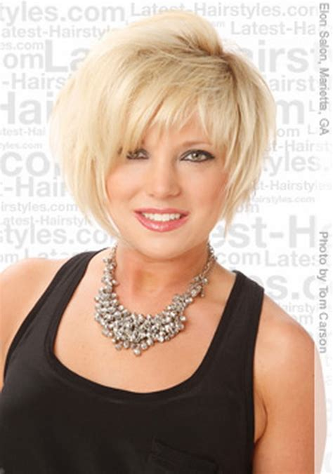 layered bob hairstyles for over 50 front and back view short layered haircuts for women over 50