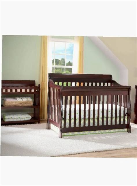 Matching Delta Convertible Crib And Changing Table Baby Delta Crib And Changing Table