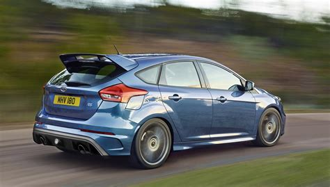 ford focus rs power output to spiral before 2016 launch by