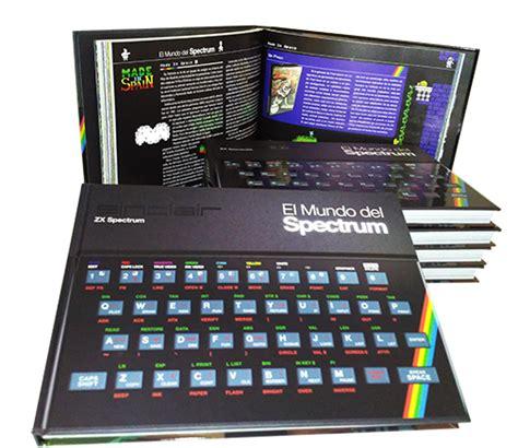 libro spectrum 5 el libro de el mundo del spectrum