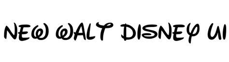 walt disney font apk new walt disney ui schriftart