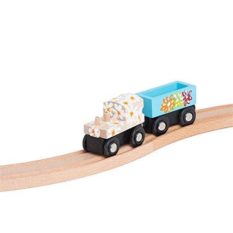 chuggington brio orbrium toys unpainted wooden train cars compatible with
