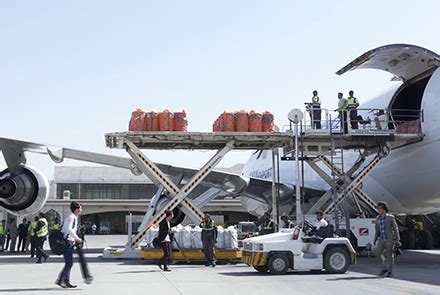 afghanistan   increase air cargo exports