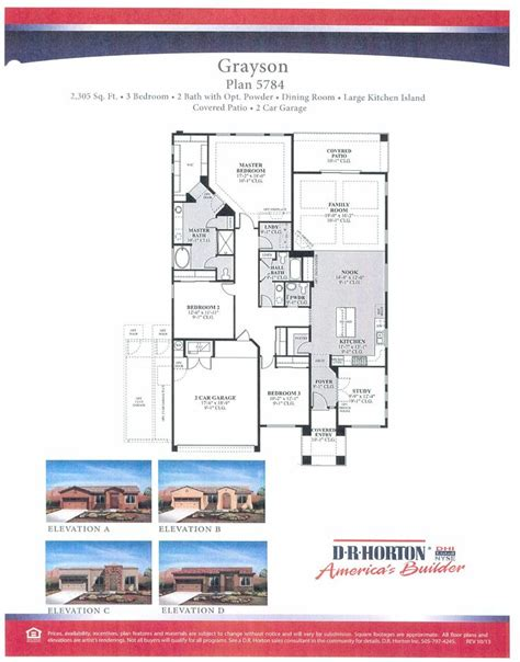 grayson floor plan dr horton grayson floor plan dr horton floor plans