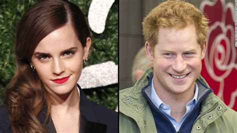 Prince Harry Split by Watson Addresses Prince Harry Dating Rumors Cnn