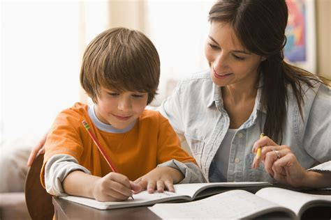 kid s back to school helping your kids with homework 98five
