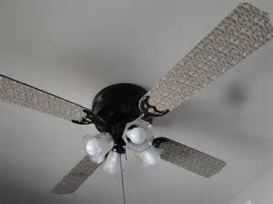 my of makeover ceiling fan makeover