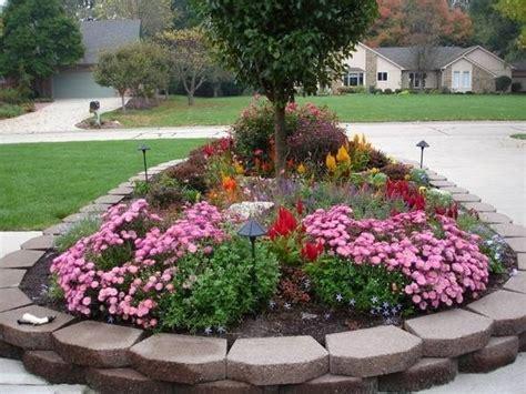 creare un aiuola fiorita fare giardino giardino fai da te
