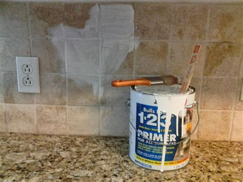 older and wisor painting a tile backsplash and more easy pin by ash culpepper lacey on new house pinterest