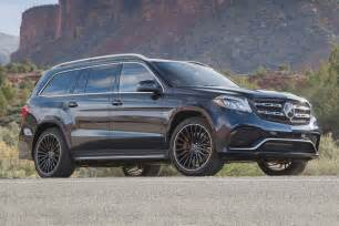 Mercedes Trade In Value 2017 Mercedes Gls Class Gls 550 4matic Blue Book