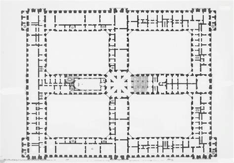 palace of caserta floor plan naples italy caserta the piano nobile principal
