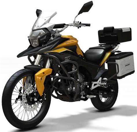 Bmw Motorrad 250 by 2016 Csc Rx3 A 250 Cc Copy Of Bmw Gs Adventure