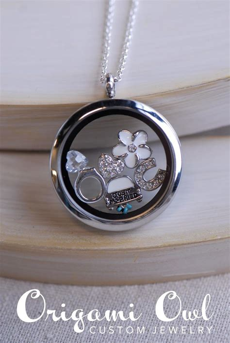 How To Put Charms In Origami Owl Locket - 37 best images about origami owl locket creations on